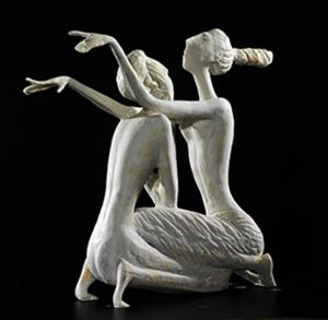Скульптура, Сюрреализм - Melody of Love